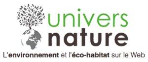Univers nature, un des leaders du développement durable depuis 1999.