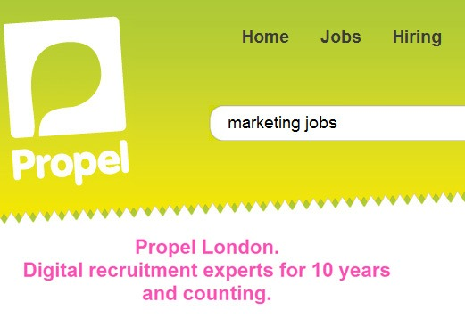 Emploi marketing Londres
