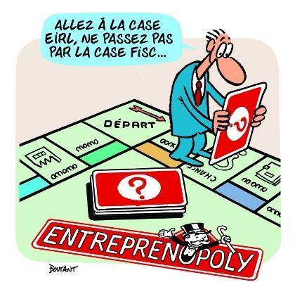 L'entreprise à responsabilité limitée : EURL