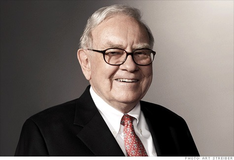 Warren Buffet, un businessman reconnu