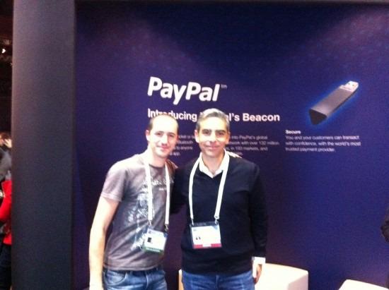David Marcus, CEO de Paypal !