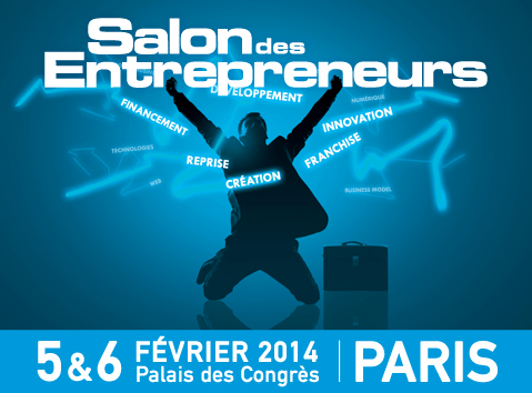 Salon des entrepreneurs 2014 à Paris