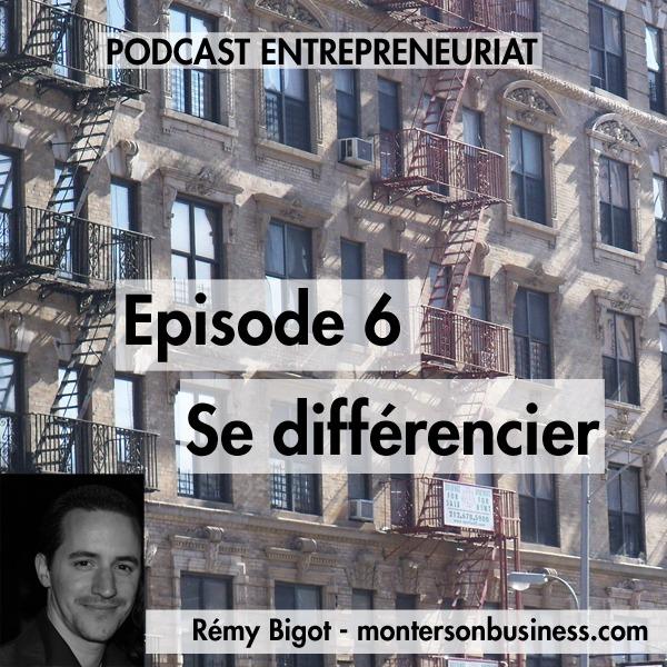 Podcast 6 : comment faire la différence ?