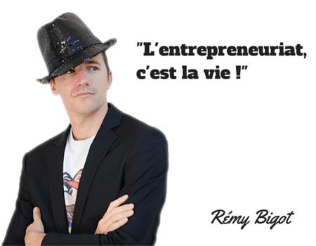 entreprise et startup