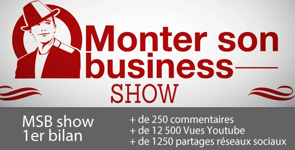 MSB show : 1er bilan et remerciements !