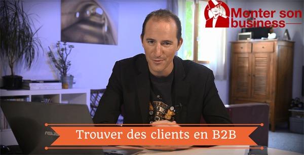 Comment trouver des clients B2B ?
