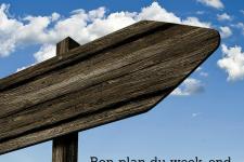 Bon plan du week-end