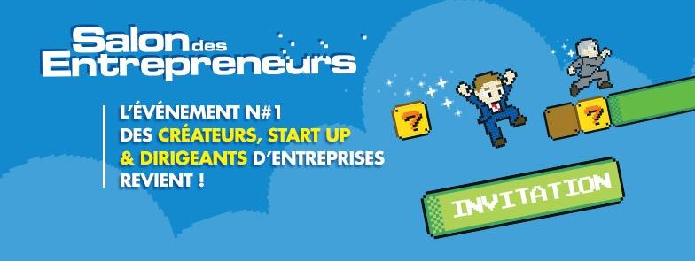 Salon des entrepreneurs Paris : y aller ou pas ?