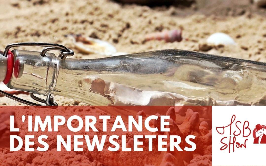 L'importance des newsletters pour son entreprise