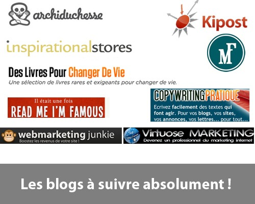 Les 20 blogs business incontournables