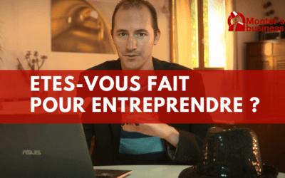 Test / Quiz : Etes-vous fait pour être entrepreneur et créer votre entreprise ?