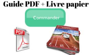 Livre entrepreneur + guide PDF