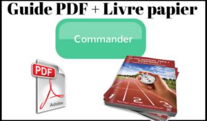 guide PDF + livre papier