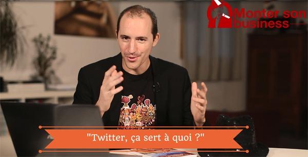 Comment et pourquoi utiliser Twitter ? MSB show 12