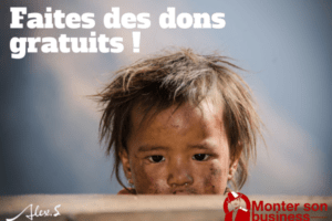 startup anona dons gratuits ONG