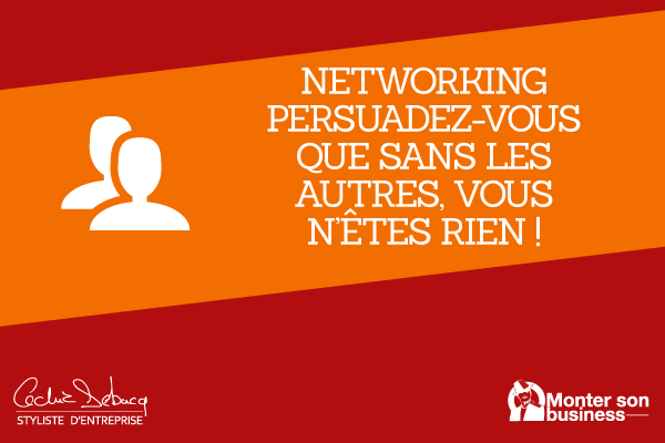 Développez un réseau pour votre business !