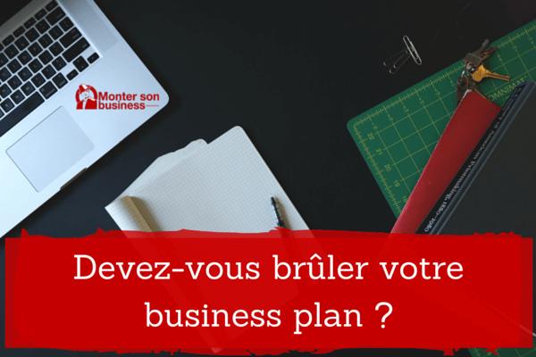 Business plan : oui ou non ?