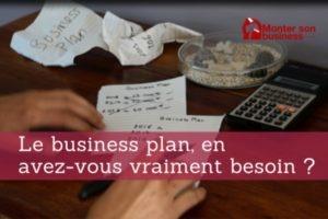 business plan entreprise