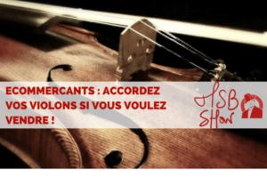 ecommerce violons