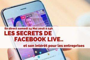 facebook live secrets