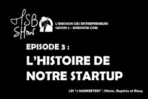 histoire startup