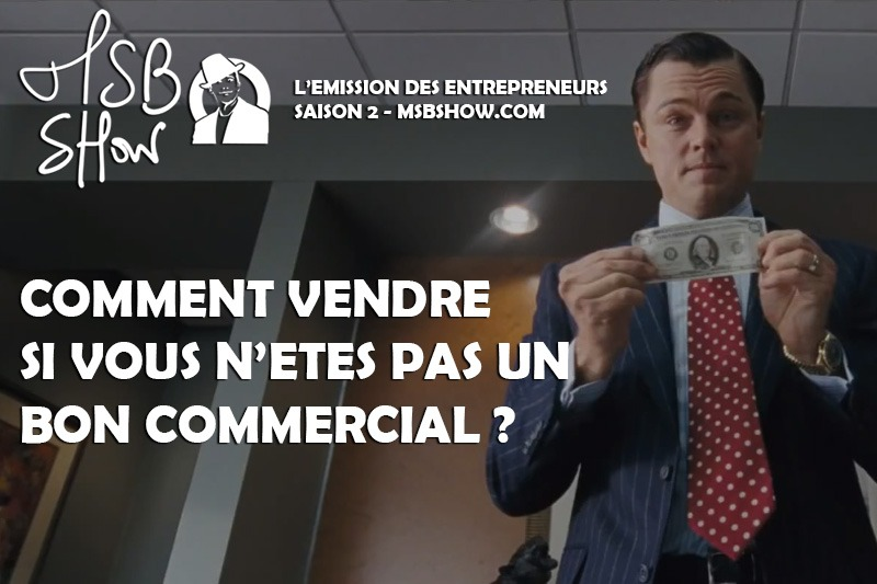 commercial vente
