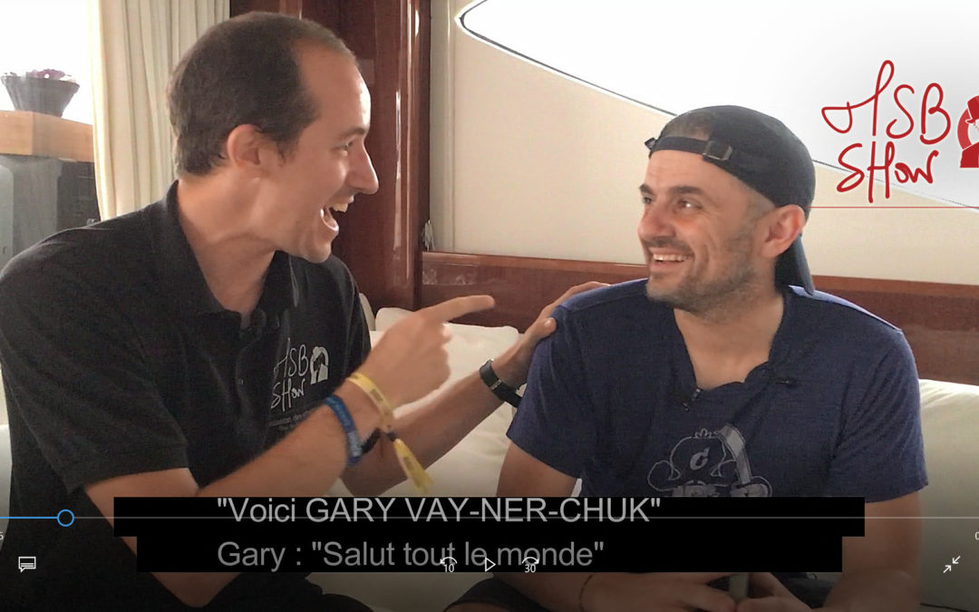 Gary Vaynerchuk, le serial-entrepreneur qui aime la France !