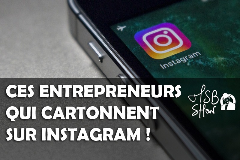 Instagram entrepreneurs