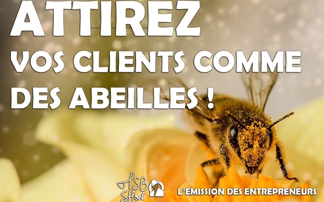 Attirez les clients sur votre site comme des abeilles