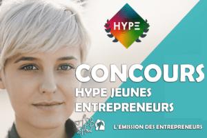 Concours Hype entrepreneurs
