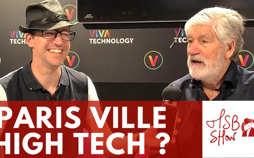Paris, capitale de la High tech mondiale ?