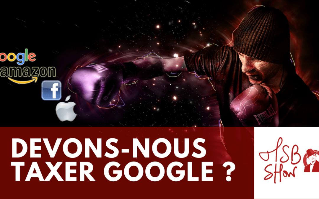 Moscovici veut taxer Google !