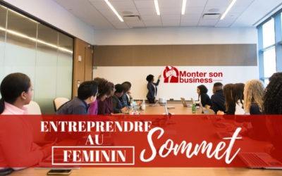 Entrepreneuse ? Une conférence pour vous !