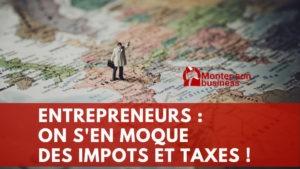 france impots taxes entrepreneur