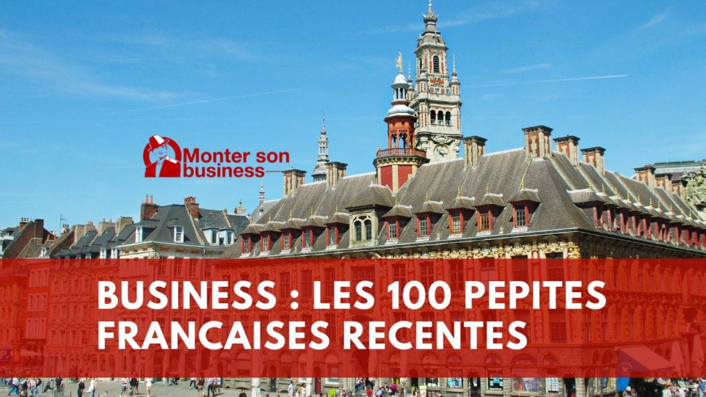 pépites startups françaises