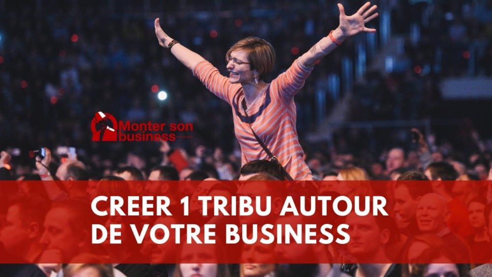 tribu communauté business