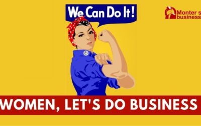 Women, let's do business !