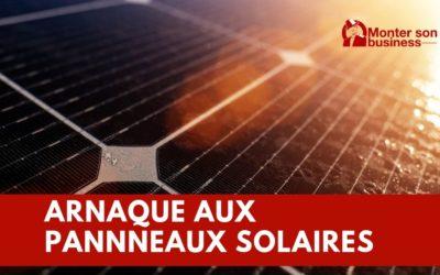 Arnaque aux panneaux solaires : Attention à vous, facile !