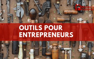 Outils indispensables pour entrepreneurs et startups