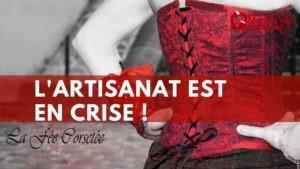 Crise artisan coronavirus