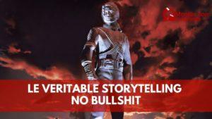 storytelling startup no bullshit