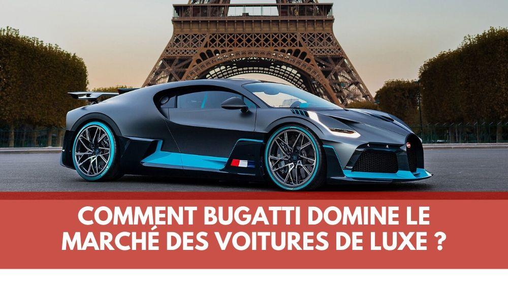 Bugatti plus belles voitures