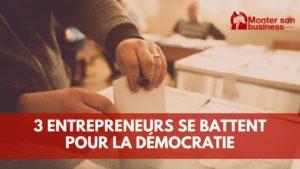 entrepreneurs citoyen