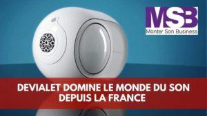 startup devialet france