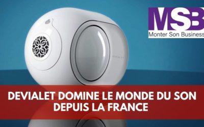 Devialet, l'excellence française de l'acoustique de luxe