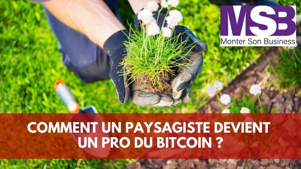 paysagiste pro bitcoin