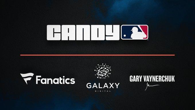 candy nft baseball
