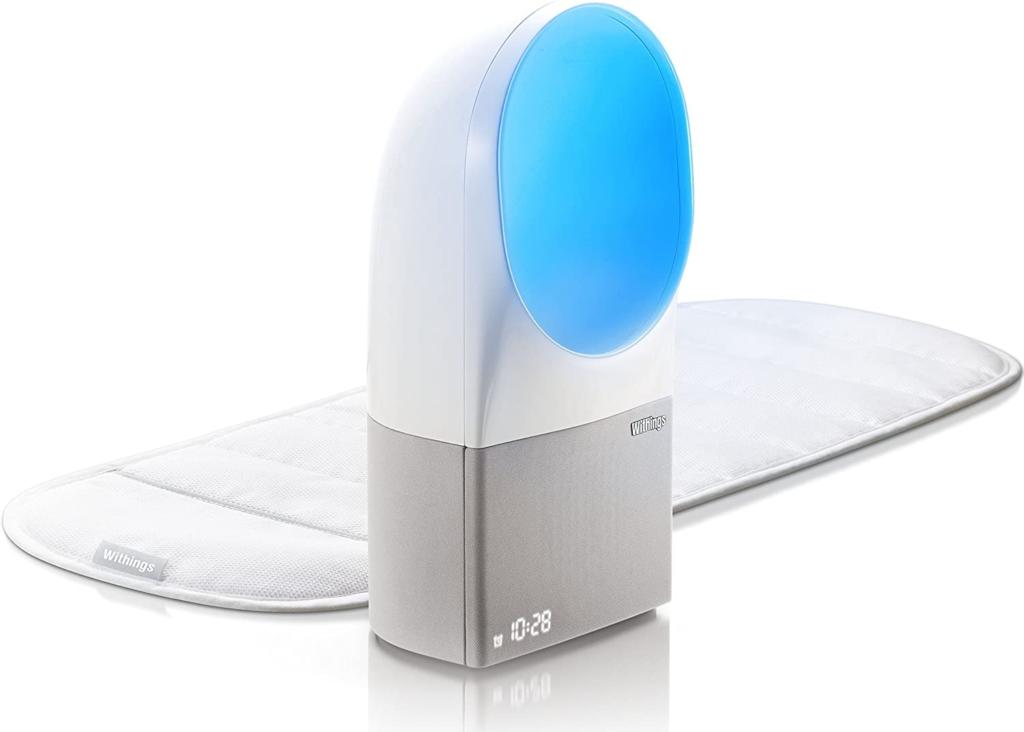 La lampe Aura pour capter le sommeil