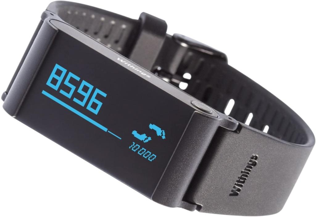 Le bracelet connecté Withings