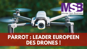 drone leader parrot
